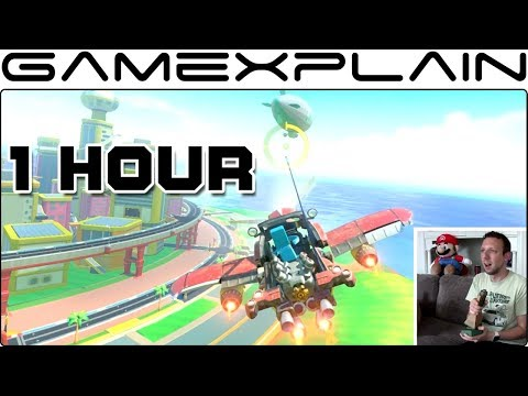 1 hour of Labo Vehicle Kit DIRECT FEED Gameplay - Game & Watch (Adventure Mode Tour & More!)