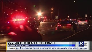 One dead after car accident in Penfield