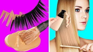 25 CLEVER MAKEUP IDEAS AND LIFE HACKS