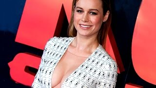 Brie Larson's Sexy Appearance for the KONG: SKULL ISLAND European Premiere