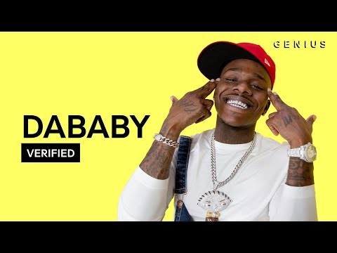 "DaBaby ""Walker Texas Ranger"" Official Lyrics & Meaning 