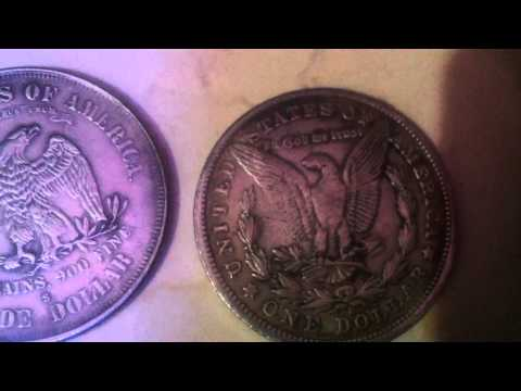 Rare USA Silver Coins