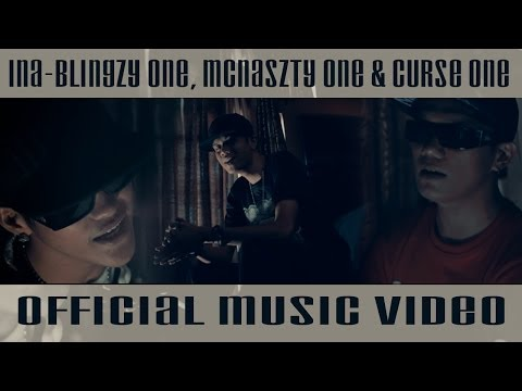 INA - Blingzy One, Mcnaszty One & Curse One (Official Music Video) [VBD]