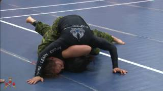 The Military Combatives Grappling Championships - (Part 2 of 6)