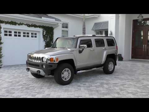 2008 Hummer H3 Review and Test Drive by Bill - Auto Europa Naples