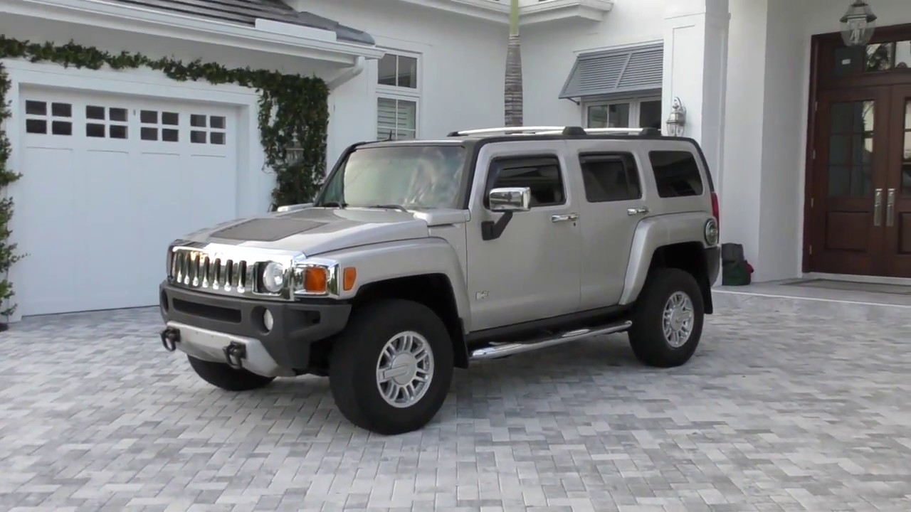10 Hummer H10 Review and Test Drive by Bill - Auto Europa Naples | 08 hummer h3