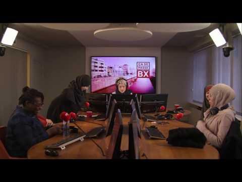 L'équipe du Uth-Talks sur Arabel FM - Ca se passe à BX.