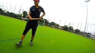 Stick skills with Rhys Smith - Evo Hockey