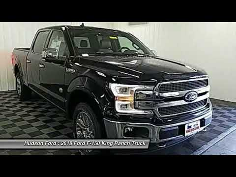 2018 Ford F-150 King Ranch Hudson WI 8T145