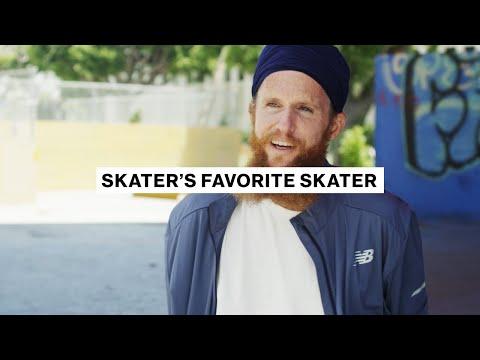 Skater's Favorite Skater | PJ Ladd | Transworld Skateboarding