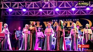 SHOLAWAT BADAR | QASIDAH EL WAFDA LIVE BANGO DEMAK 2018