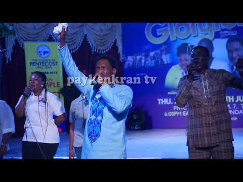 JAK ALOLOME AND APOSTLE OKO HACKMAN LIVE AT IPMC TEMA