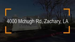 4000 Mchugh Rd, Zachary, LA #64