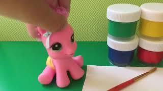 Детское познавательное видео «УЧИМ ЦВЕТА С ПОНИ»