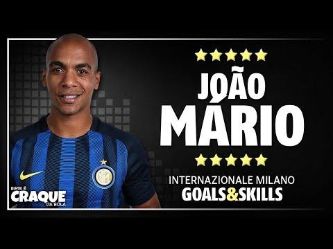 JOÃO MÁRIO ● Inter ● Goals & Skills