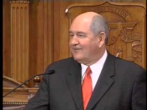 State of the State Address 1/12/2005
