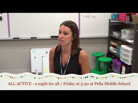 Pella Middle School Special Education and Adaptive PE Teachers