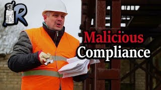 r/MaliciousCompliance | Ep2 | Crazy Foreman