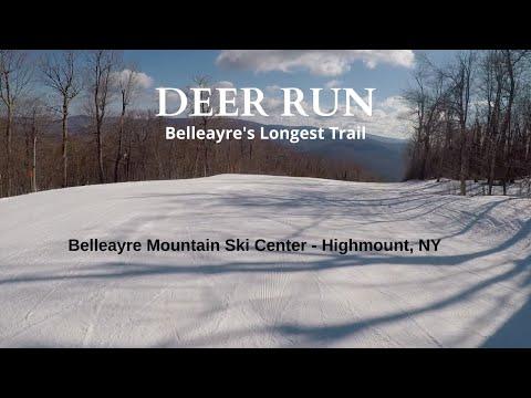 Deer Run (full length) - Belleayre, NY