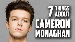 7 Things You May Not Know About Cameron Monaghan (Ian Gallagher in Shameless)
