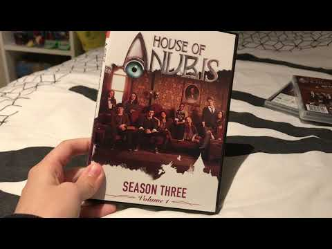 My Complete House Of Anubis DVD Collection // AnubisLife99