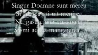 LANGA TINE DOAR CU TINE - Original - [ Lyrics ] ( Muzica si versurile FLORIN MODOG )