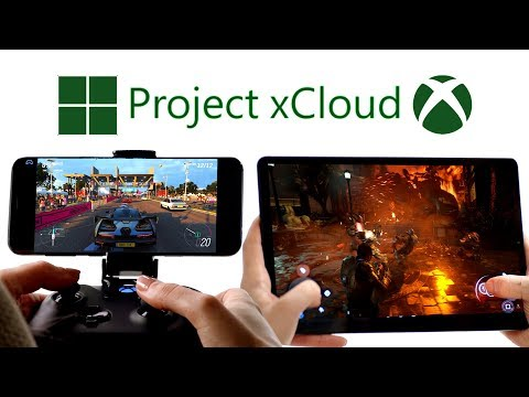 Project XCloud Official Streaming ALL Xbox Games to ANY device - Everything we know about X Cloud