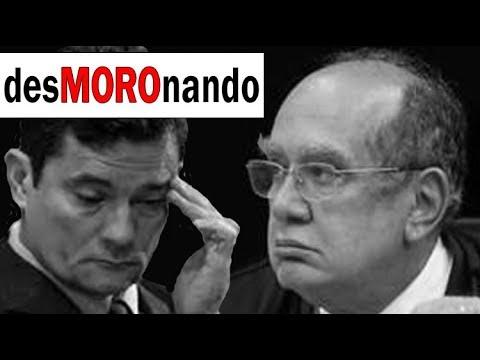 Blog da Cidadania: Gilmar Mendes vê Lula livre e Moro processado