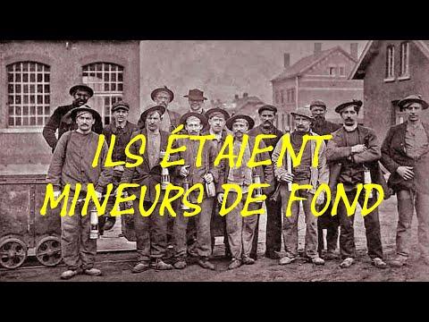 Ils étaient Mineurs De Fond