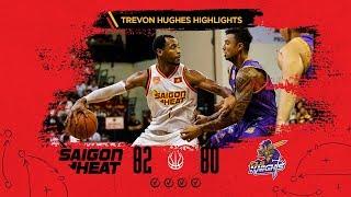 ABL9 || Saigon Heat: Màn trình diễn của Trevon trong trận gặp CLS Knights | Home Game 1