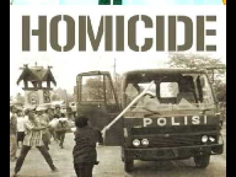 Homicide - Semiotika Rajatega 2006