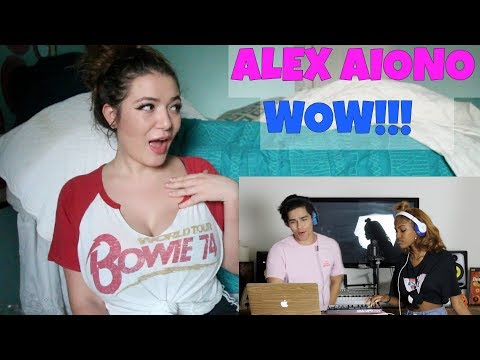 Havana, Mi Gente, & Hips Don't Lie REACTION Mashup | Alex Aiono Mashup ft. Diamond White