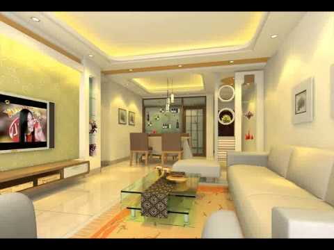 Living room colour ideas home design 2015 youtube for Interior decoration living room roof