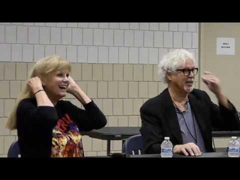 PJ Soles William Katt Carrie 1976 reunion  panel
