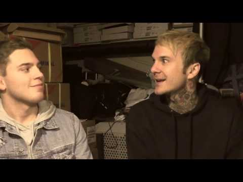 Craig Owens A.K.A. BadxChannels Interview 2016