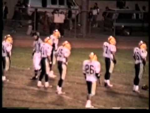 Edison High Schoo. Class Of 1992 Vs Huntington Beach High School Football