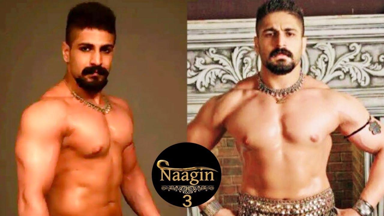 Naagin 3 Rajat Tokas First Look Revealed Youtube