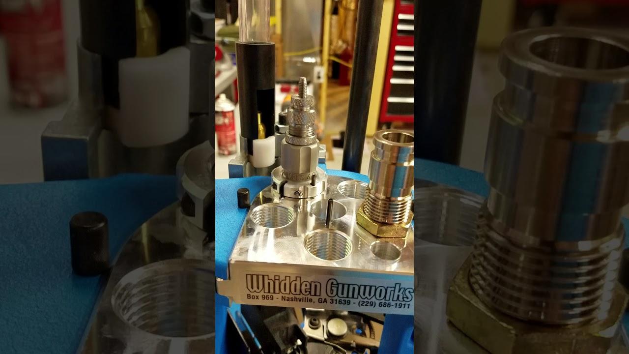 Whidden Gunworks Floating Toolhead for Dillon XL650