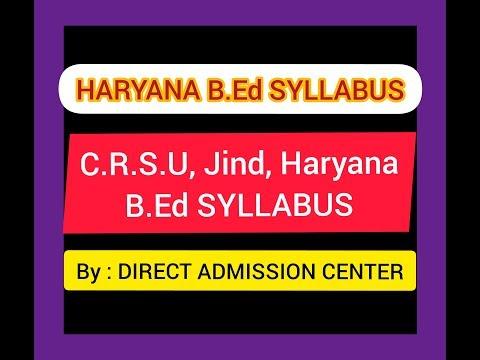 b.ed-syllabus-of-c.r.s.u-jind,-haryana-#b_ed_syllabus