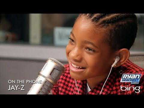 Jay-Z Compares Willow Smith To Young Michael Jackson | Interview | On Air With Ryan Seacrest