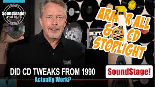 Armor All and CD Stoplight - Those Crazy CD Tweaks from 1990 - SoundStage! Real Hi-Fi (Ep:14)
