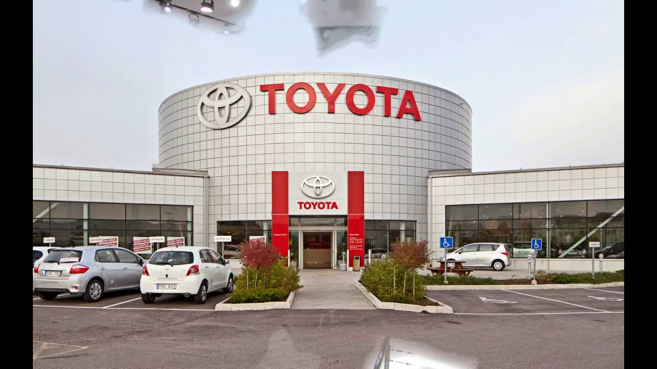 Toyota Motor Corporation Youtube