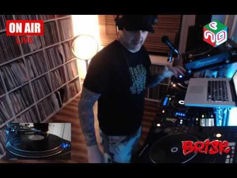 DJ Brisk live stream, 21st March 2017