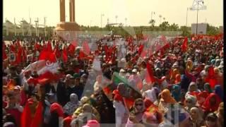 مسيرة العيون .. المغرب في صحرائه و الصحراء في مغربها.