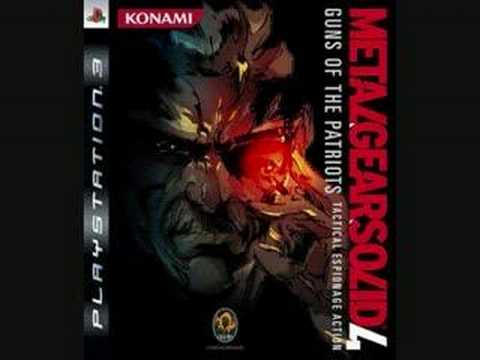 Here's To You - Ennio Morricone (MGS4 OST)