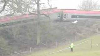 Rail Crash in Cumbria