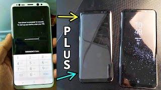 أنفرد قبل أي أحد .. شاهد الصور الحقيقيه Galaxy S8 و +Galaxy S8