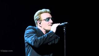 U2 With Or Without You, Belfast 2015-11-18