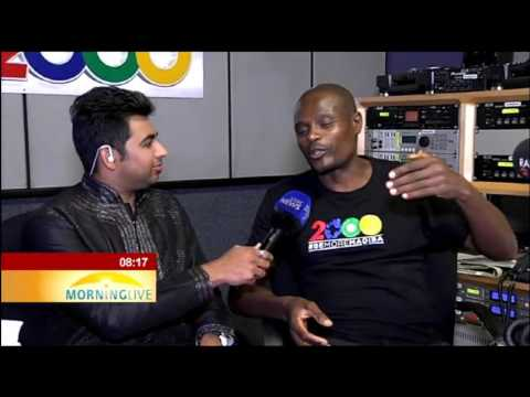 SABC Africa Day celebrations at Radio 2000