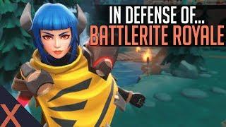 battlerite battle royale gameplay